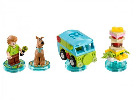 71206 LEGO® Dimensions® Team Pack - Scooby Doo