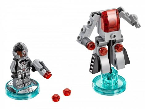 71210 LEGO® Dimensions® Fun Pack - Cyborg™