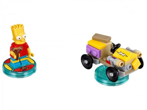 71211 LEGO® Dimensions® Fun Pack - The Simpsons™