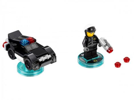 71213 LEGO® Dimensions® Fun Pack - The LEGO Movie Bad Cop and Police Car