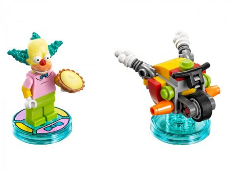 71227 LEGO® Dimensions® Fun Pack - The Simpsons Krusty and Clown Bike