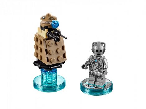 71238 LEGO® Dimensions® Fun Pack - Cyberman™