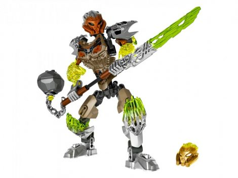 71306 LEGO® BIONICLE® Pohatu, a kövek egyesítője