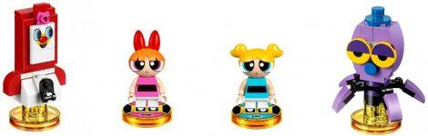 71346 LEGO® Dimensions® Team Pack - The Powerpuff Girls™