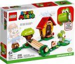 71367 LEGO® Super Mario™ Mario háza & Yoshi kiegészítő szett