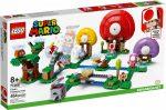 71368 LEGO® Super Mario™ Toad kincsvadászata kiegészítő szett