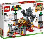 71369 LEGO® Super Mario™ Az utolsó csata Bowser kastélyában kiegészítő szett