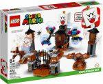 71377 LEGO® Super Mario™ King Boo és kísértettanyája kiegészítő szett