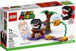 71381 LEGO® Super Mario™ Chain Chomp Találkozás a dzsungelben kiegészítő szett