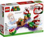 71382 LEGO® Super Mario™ A Piranha növény rejtélyes feladata kiegészítő készlet