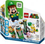 71387 LEGO® Super Mario™ Luigi kalandjai kezdőpálya