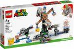 71390 LEGO® Super Mario Reznor leütő kiegészítő szett