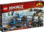 71699 LEGO® NINJAGO® Viharjáró