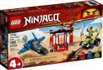 71703 LEGO® NINJAGO® Viharharcos csata