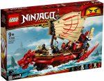 71705 LEGO® NINJAGO® A Sors Adománya
