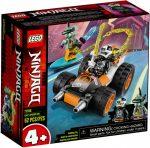 71706 LEGO® NINJAGO® Cole speedere