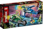 71709 LEGO® NINJAGO® Jay és Lloyd versenyjárművei