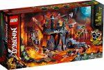 71717 LEGO® NINJAGO® Utazás a koponyás tömlöcökbe