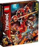 71720 LEGO® NINJAGO® Tűzkő robot