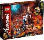 71722 LEGO® NINJAGO® A koponyavarázsló tömlöcei