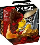 71730 LEGO® NINJAGO® Hősi harci készlet - Kai vs Skulkin