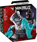 71731 LEGO® NINJAGO® Hősi harci készlet - Zane vs Nindroid