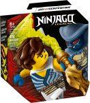 71732 LEGO® NINJAGO® Hősi harci készlet - Jay vs Serpentine
