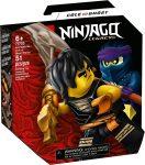 71733 LEGO® NINJAGO® Hősi harci készlet - Cole vs Kísértetharcos