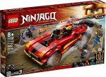 71737 LEGO® NINJAGO® X-1 Nindzsa csatagép