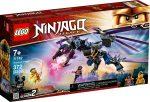 71742 LEGO® NINJAGO® A Sötét Úr sárkánya