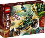 71745 LEGO® NINJAGO® Lloyd dzsungel chopper motorja