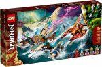 71748 LEGO® NINJAGO® Katamarán tengeri csata