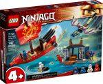 71749 LEGO® NINJAGO® A Sors Adománya utolsó repülése