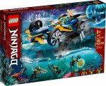 71752 LEGO® NINJAGO® Ninja sub speeder
