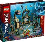 71755 LEGO® NINJAGO® A Végtelen Tenger temploma