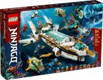 71756 LEGO® NINJAGO® Vízi fejvadász