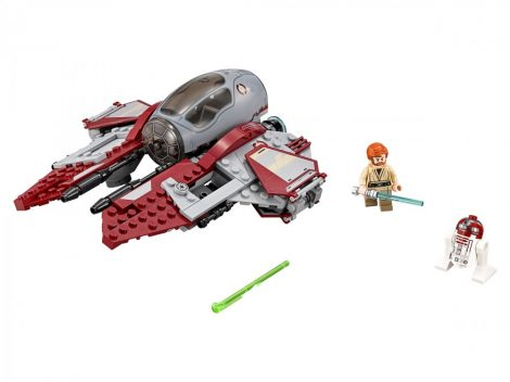 75135 LEGO® Star Wars™ Obi-Wan Jedi elfogója™