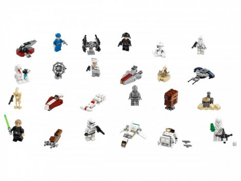 75146 LEGO® Star Wars™ Adventi naptár 2016