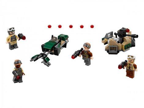 75164 LEGO® Star Wars™ Lázadó oldali harci csomag