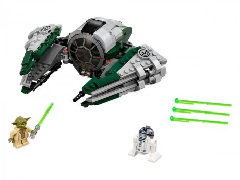 75168 LEGO® Star Wars™ Yoda Jedi Starfighter™-e