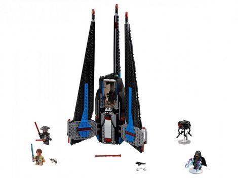 75185 LEGO® Star Wars™ 1-es számú nyomkövető vadászgép