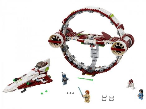 75191 LEGO® Star Wars™ Jedi Starfighter with Hyperdrive