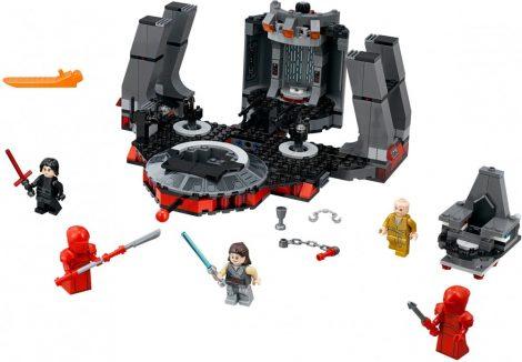 75216 LEGO® Star Wars™ Snoke trónterme