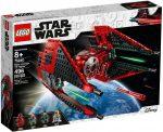 75240 LEGO® Star Wars™ Vonreg őrnagy TIE vadásza