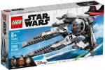 75242 LEGO® Star Wars™ Black Ice TIE elfogó