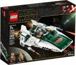 75248 LEGO® Star Wars™ Ellenállás A-szárnyú vadászgép™