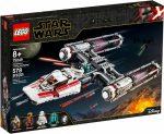 75249 LEGO® Star Wars™ Ellenállás Y-szárnyú vadászgép™