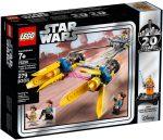 75258 LEGO® Star Wars™ Anakin fogata - 20. évfordulós kiadás