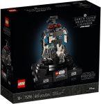 75296 LEGO® Star Wars™ Darth Vader™ Meditációs kamrája