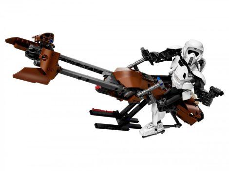 75532 LEGO® Star Wars™ Felderítő rohamosztagos™ és járműve